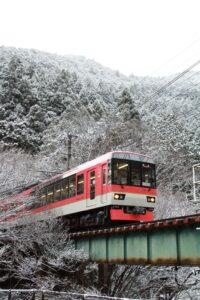 京阪電車.京都.四季