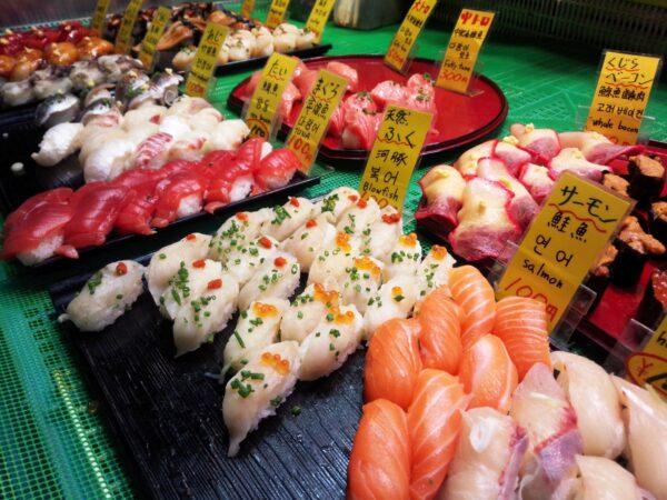 山口縣.唐戶市場.海鮮料理.日本美食